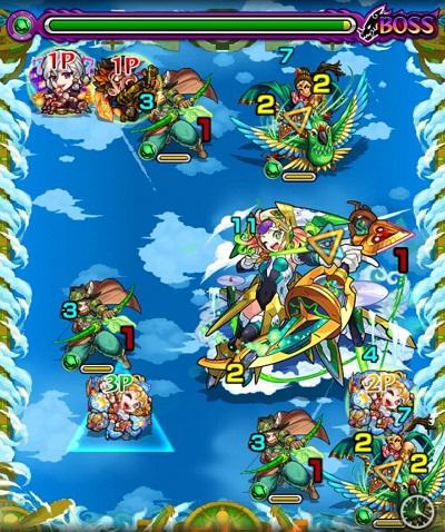 サキミタマボス戦